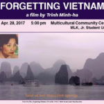Don't miss - FORGETTING VIETNAM, a film by Trinh T. Minh-ha
