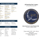 ADVANCING OUR LEGACY: 2017 ANNUAL FUNDRAISING RECEPTION