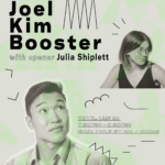 Joel Kim Booster, an Up and Coming Comedian, Comes to Campus!