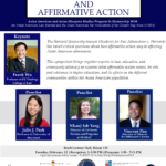 Update: Asian Americans and Affirmative Action Symposium